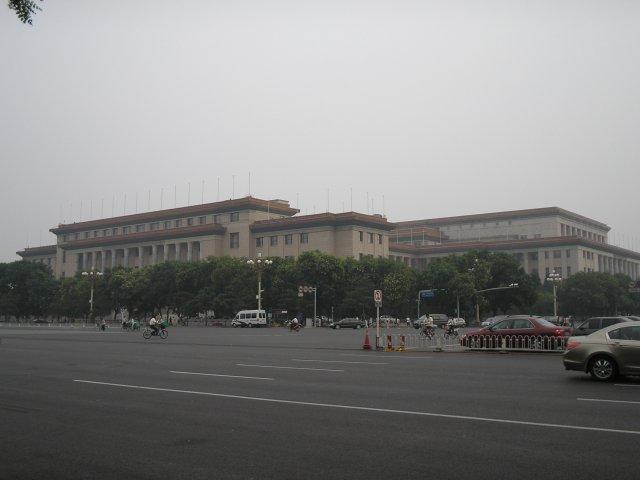 Центр Пекина, Китай