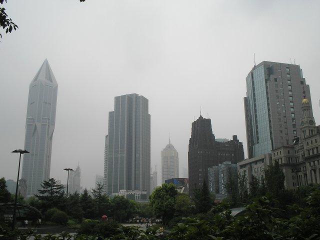 Центр Шанхая, Народная площадь
