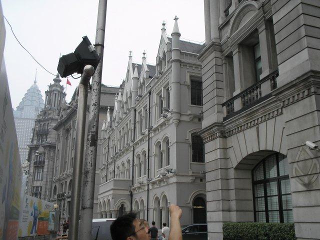 Европейская архитектура XIX века на набережной Бунд, Шанхай