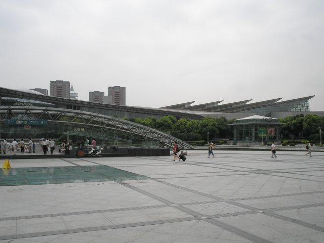 Музей науки и техники, Шанхай