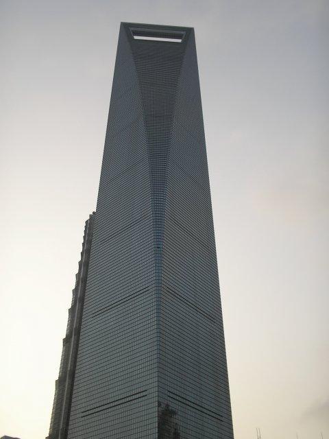 Финансовый центр, Шанхай