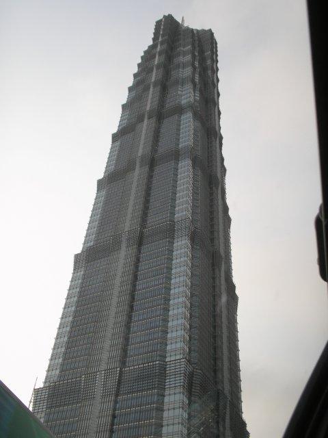 Башня Цзин Мао, Шанхай