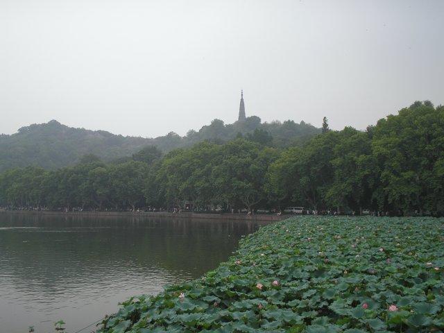 г. Ханчжоу, озеро Сиху