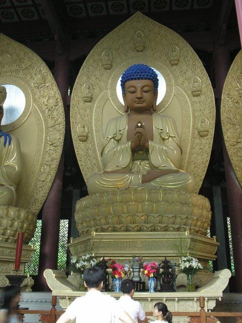 Храм Прибежища Души, Хуанчжоу