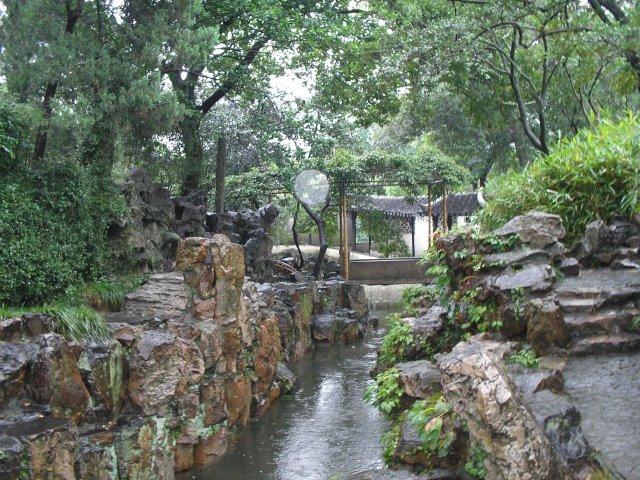 Сад Скромного Чиновника, Шанхай