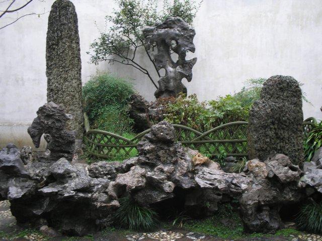 "Сад ""Львиный Лес"", Шанхай"