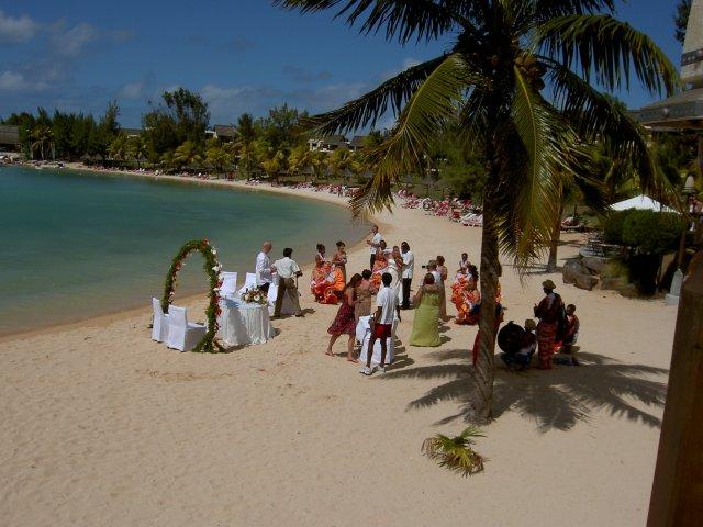 Свадьба на Маврикии, отель Legends 5*
