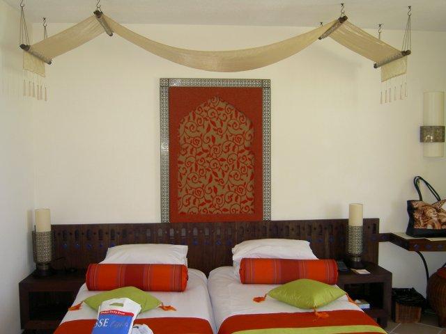 Номер отеля La Palmeraie 3*, Маврикий