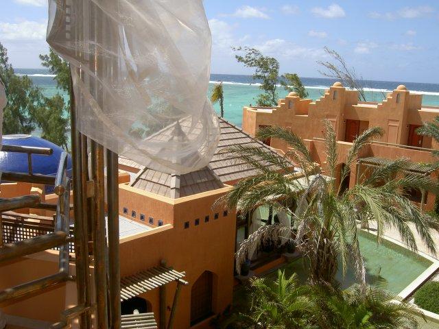 Отель La Palmeraie 3*, Маврикий