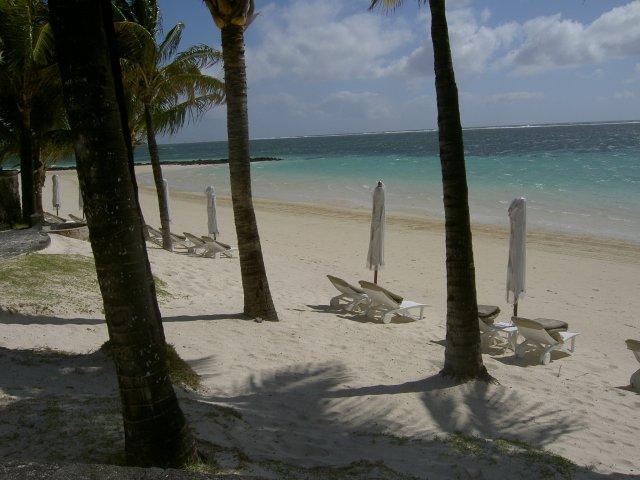 Пляж отеля The Residence 5*, Маврикий