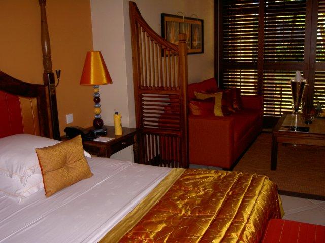 Номер отеля Beau Rivage 5*, Маврикий