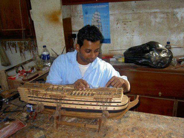 Фабрика кораблей, Гудлэндс, Маврикий