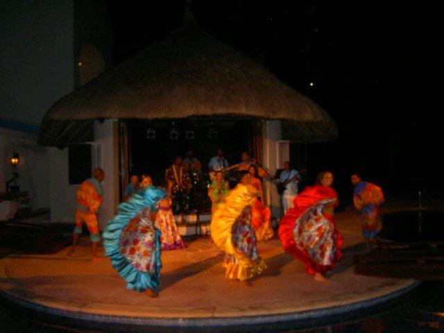 Сега - национальный танец Маврикия