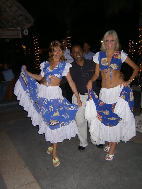 Национальный танец сега, Маврикий