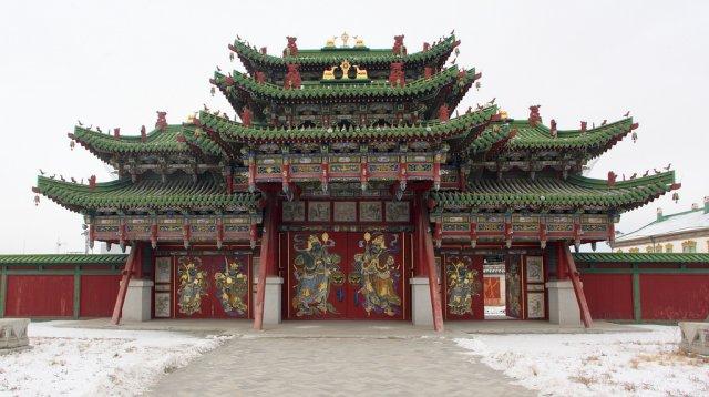Дворец Богдо-гэгэна, Улан-Батор, Монголия