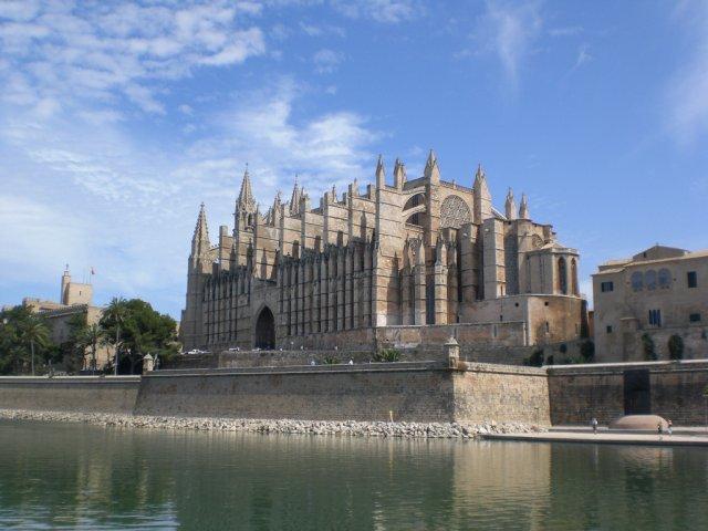 Кафедральный собор Санта Марии, Пальма-де-Майорка, Испания