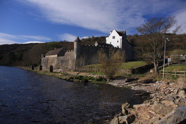 Parke's Castle, Со. Литрим, Ирландия