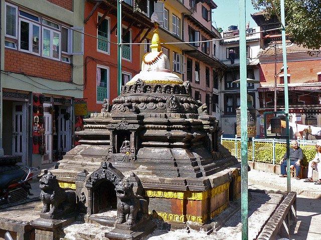 Патан, Непал