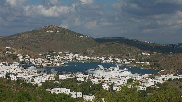 Патмос, Греция