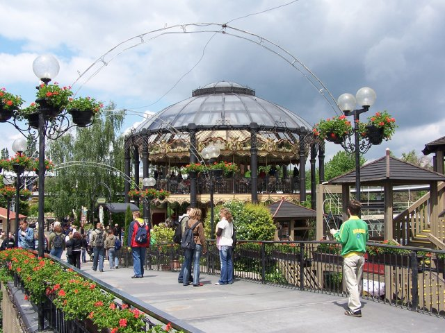 Парк развлечений «Фантазия-ленд» в Брюле, Германия
