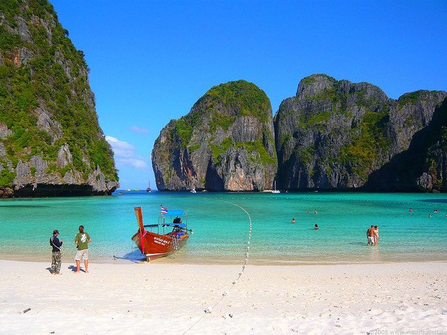 Острова Пи-Пи, Таиланд
