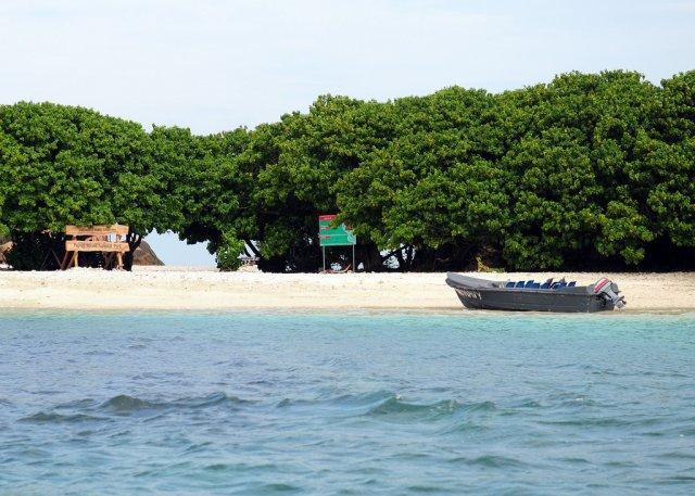 Pigeon Island - национальный парк, Шри-Ланка
