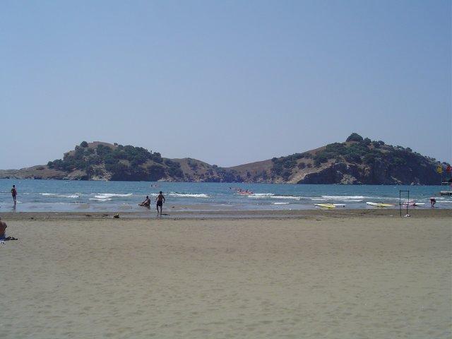 Пляж Саригерме, Турция