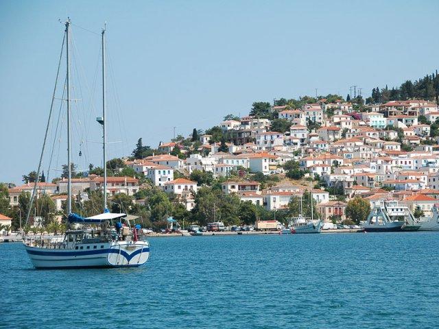 Порос, Греция