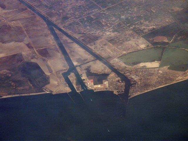 Порт-Саид, Египет