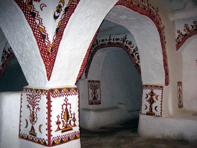Галерея в Гадамесе, Ливия