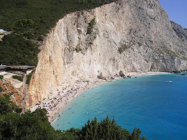 Лефкада, Греция