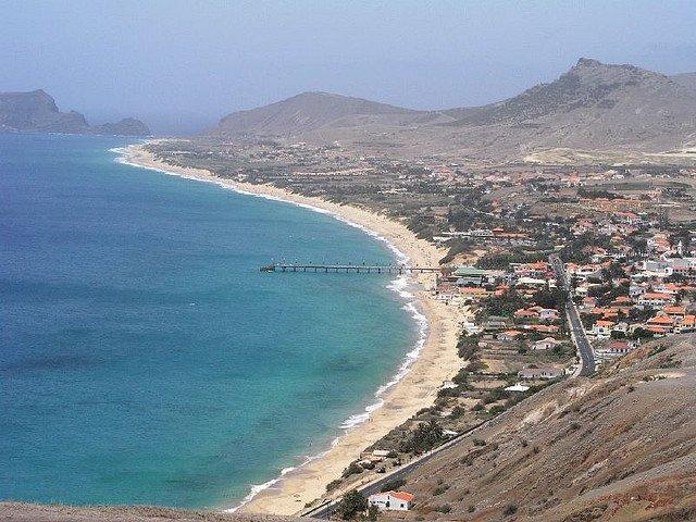 Остров Порту-Санту, Мадейра