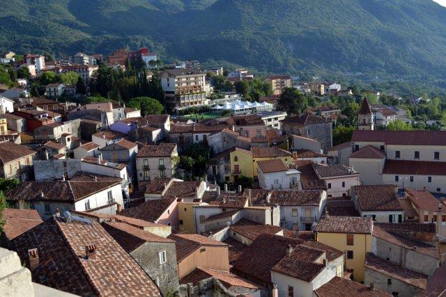 Потенца, Италия