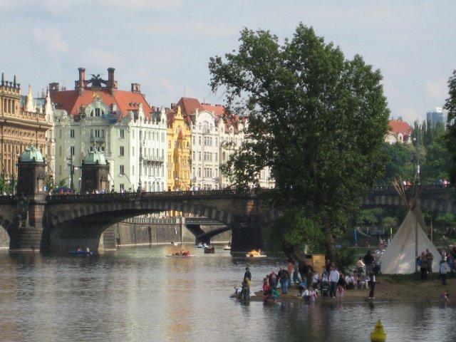 Центр Праги, Чехия