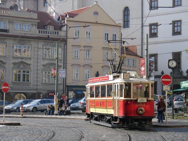 Пражский трамвай, Чехия