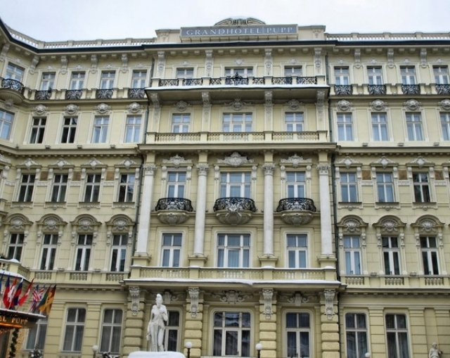 Grandhotel Pupp 5*, Карловы Вары, Чехия