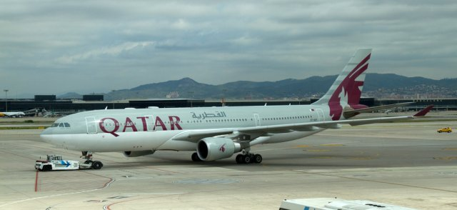 Катарские авиалинии