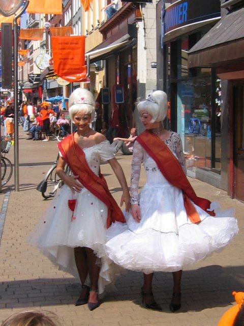 День Королевы, Нидерланды