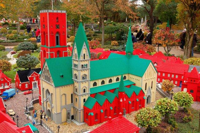 Кафедральный Собор, Леголэнд, Дания