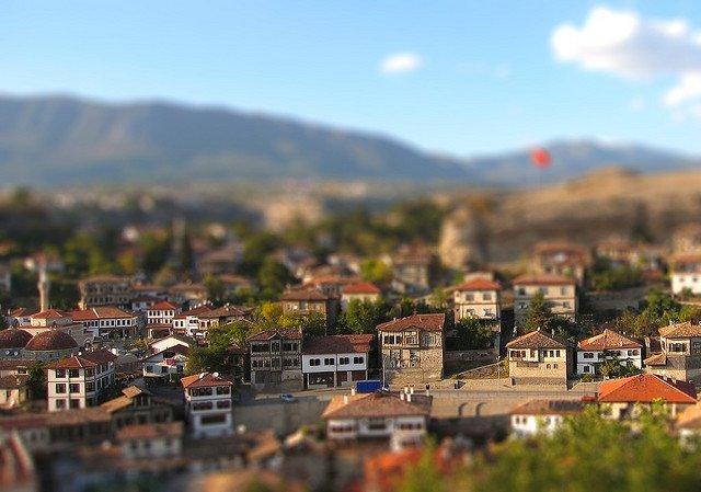 Сафранболу в миниатюре, Турция