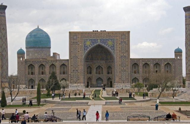 Самарканд, Узбекистан