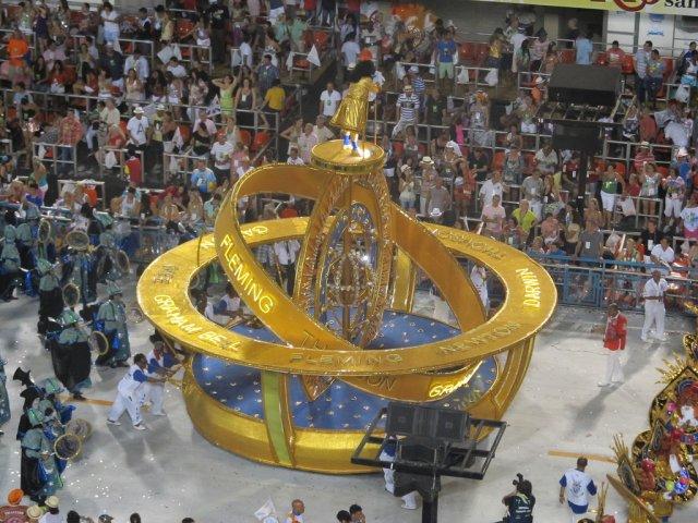 Самбадром 2012 в Рио-де-Жанейро, Бразилия