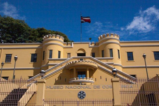 Национальный музей Коста-Рики, Сан-Хосе