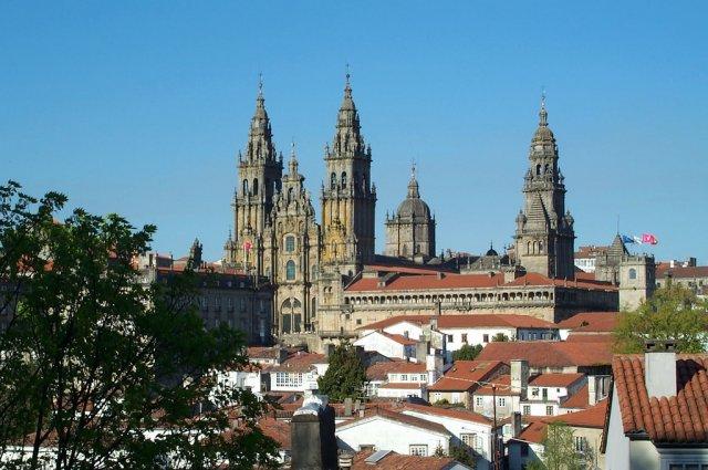 Сантьяго-де-Компостела, Испания