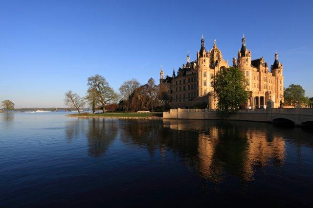 Шверинский замок, Германия