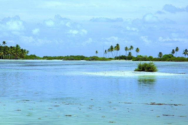 Атолл Сиину, Мальдивы