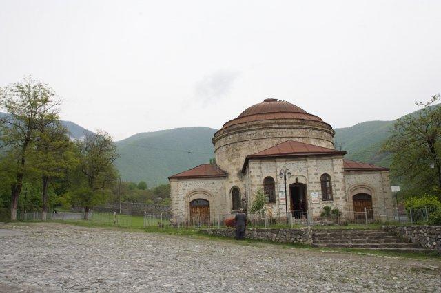 Дворец Шеки, Азербайджан