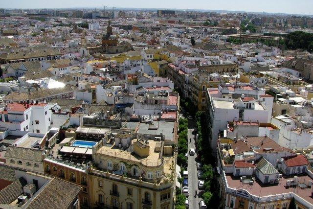 Севилья, Андалусия, Испания