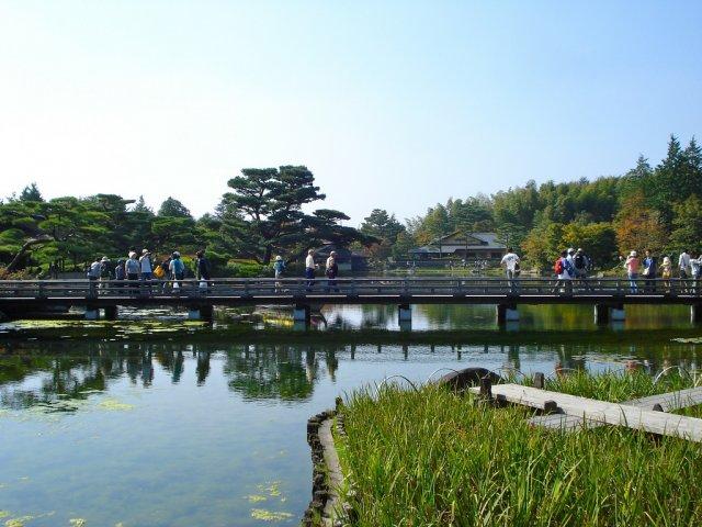 Мемориальный Парк Шева в Токио, Япония
