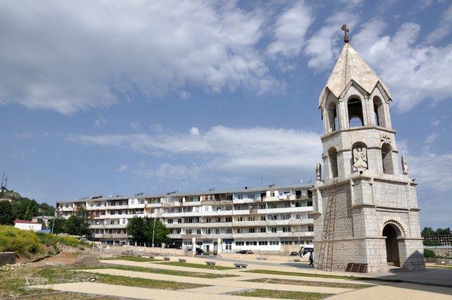 Город Шуша, Нагорный Карабах